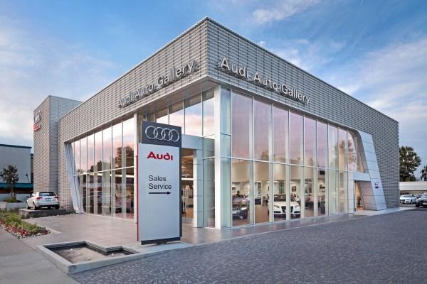 Audi groove jones for Credit auto garage audi