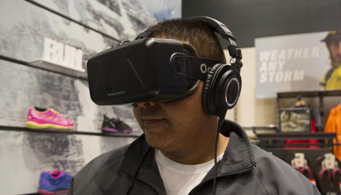 The North Face VR Experience